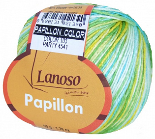 Пряжа Papillon Color